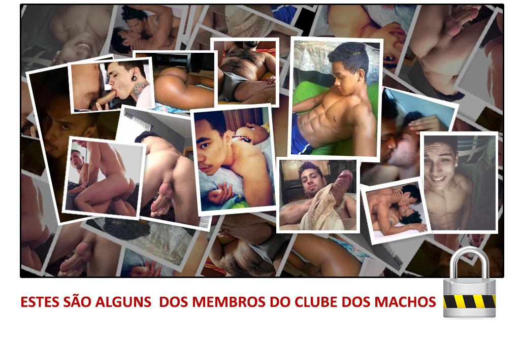 clube g dos machos
